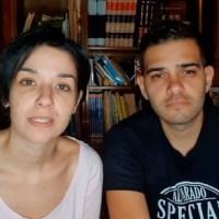 Con este emotivo video, Daniela y Carlos Daniel Alvarado agradecieron el apoyo de todos