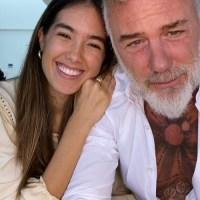 Gianluca Vacchi confesó por qué no se ha casado con la venezolana Sharon Fonseca