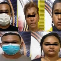 Desmantelan banda «Los Marabinos» en Aragua