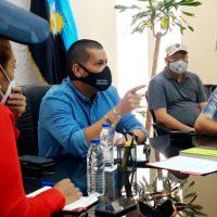 Autoridades del Zulia discuten la reactivación de la economía municipal