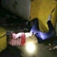 A golpes matan a una mujer en Caracas
