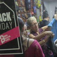 Mall Delicias Plaza celebrará  el «Black Friday» con descuentos de hasta un 50%
