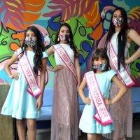 Presentan a las reinas del Mini Zulia en busca del «back to back»