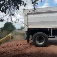 Alcaldía y Gobernación reparan ruptura en el canal de riego de El Diluvio
