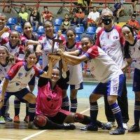 #Zulia | Escuela de Fútsal La Rotaria se proclama campeón femenino de la Copa Liga Lago Futsal