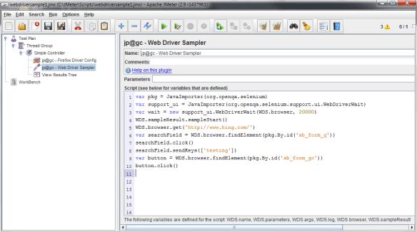 By Photo Congress || Jmeter Selenium Webdriver Plugin Download