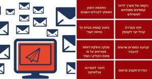 חבילת שיווק באימייל