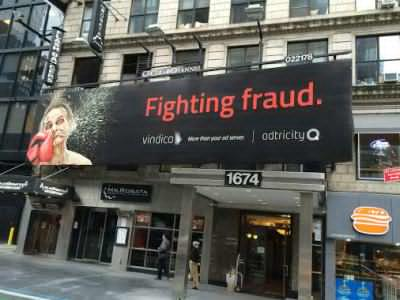 NYC Anti-Fraud Advertisement