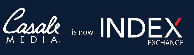 Casale Media is now Index Exchange