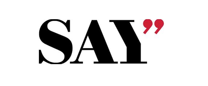 Say Media Logo
