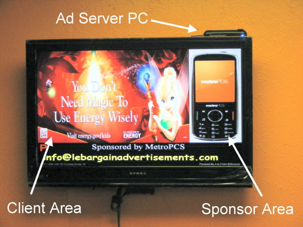 Digital Billboard Display Screen