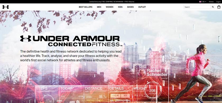 under-armour-website