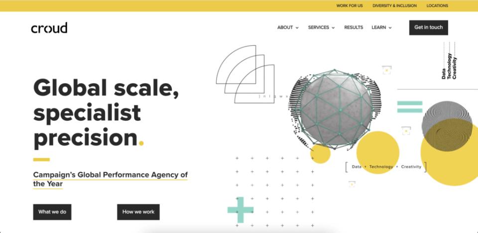 SaaS digital marketing agencies
