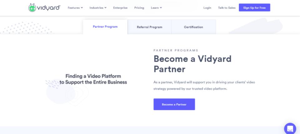 vidyard-partner-program