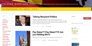 TalkingMarylandPolitics.com