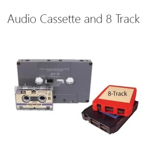 Cassette to CD Regina