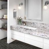 best countertop for bathroom vanities
