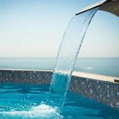 choosing waterline pool tile daltile