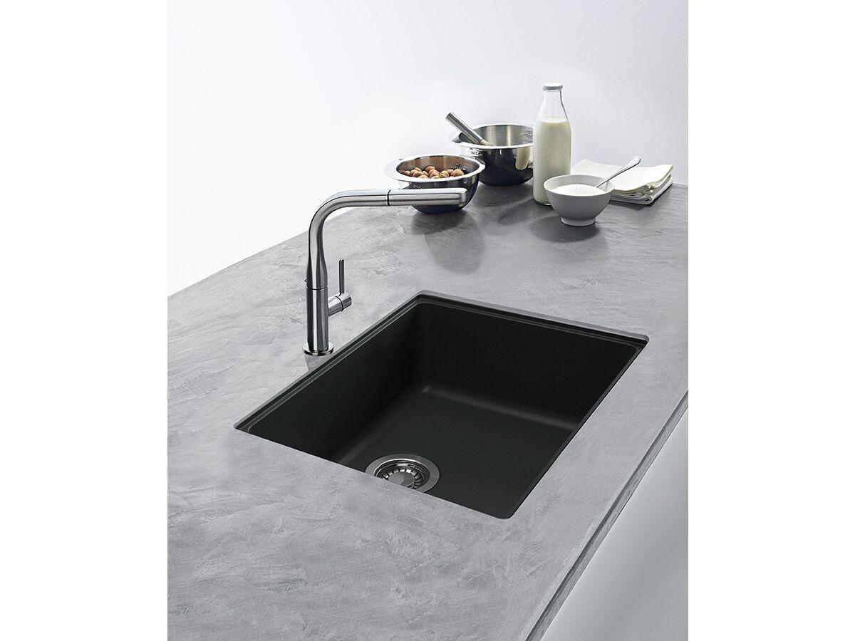 franke impact granite img110 50 single