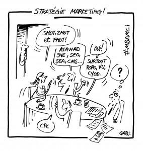 Stratégie Marketing Digital