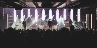 Lord Huron performs at the Murat Theatre in Indianapolis, IN.   07/14/19   Photos by: ©Pix Meyers 2019