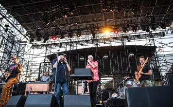Moe., Blues Traveler, and G. Love treat fans to a great evening of jam rock and blues | The Lawn at White River | 07/31/19 | Photos by: ©Pix Meyers 2019