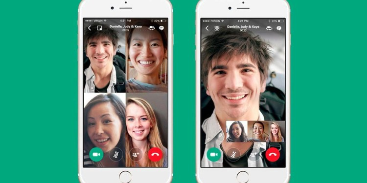 WhatsApp Group Voice, wa web, whatsapp, wa, wa webb, wa tante panggilan video whatsapp lebih dari 4 orang - WhatsApp Group Voice 5 - Cara Menggunakan Panggilan Video Whatsapp Lebih Dari 4 Orang