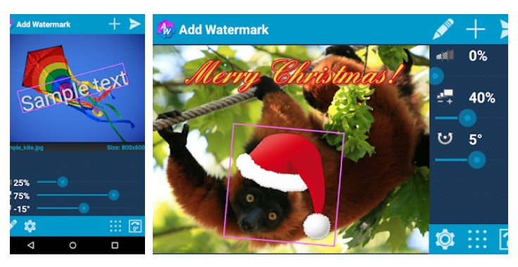 membuat watermark - Add Watermark Free - 7 Aplikasi Membuat Watermark di Foto Terbaik 2021