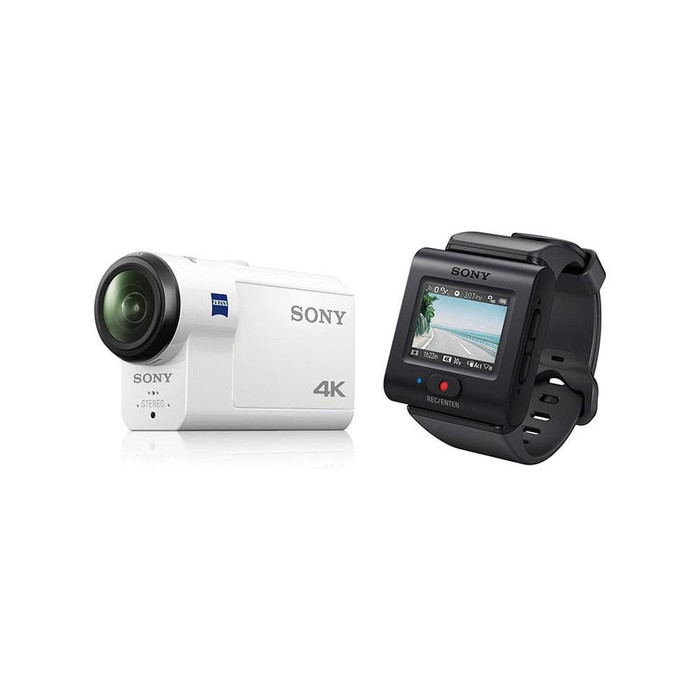 Action Camera Terbaik Sony Action Cam 4K