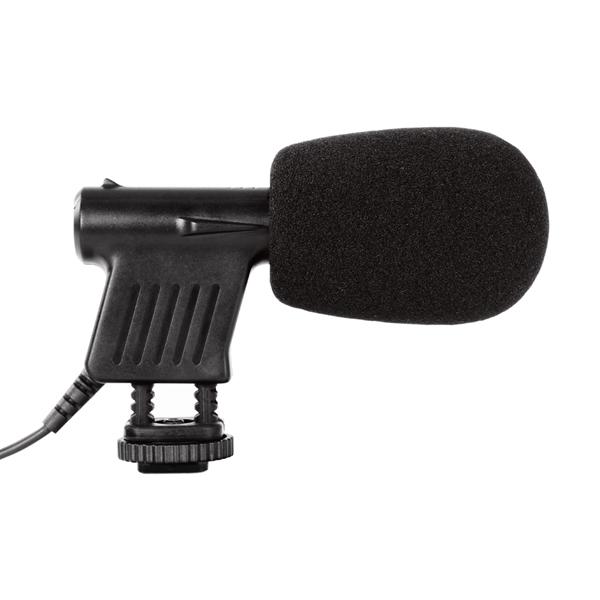 Mikrofon HP untuk Vlog  mikrofon hp untuk vlog - Boya Mini BY VM01 - 7 Mikrofon HP untuk Vlog Terbaik dengan Harga Murah