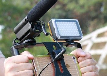 Mikrofon HP untuk Vlog halodoc - mikrofon Takstar SGC 598 - Halodoc Masuk dalam Daftar 150 Digital Health Paling Menjanjikan Dunia