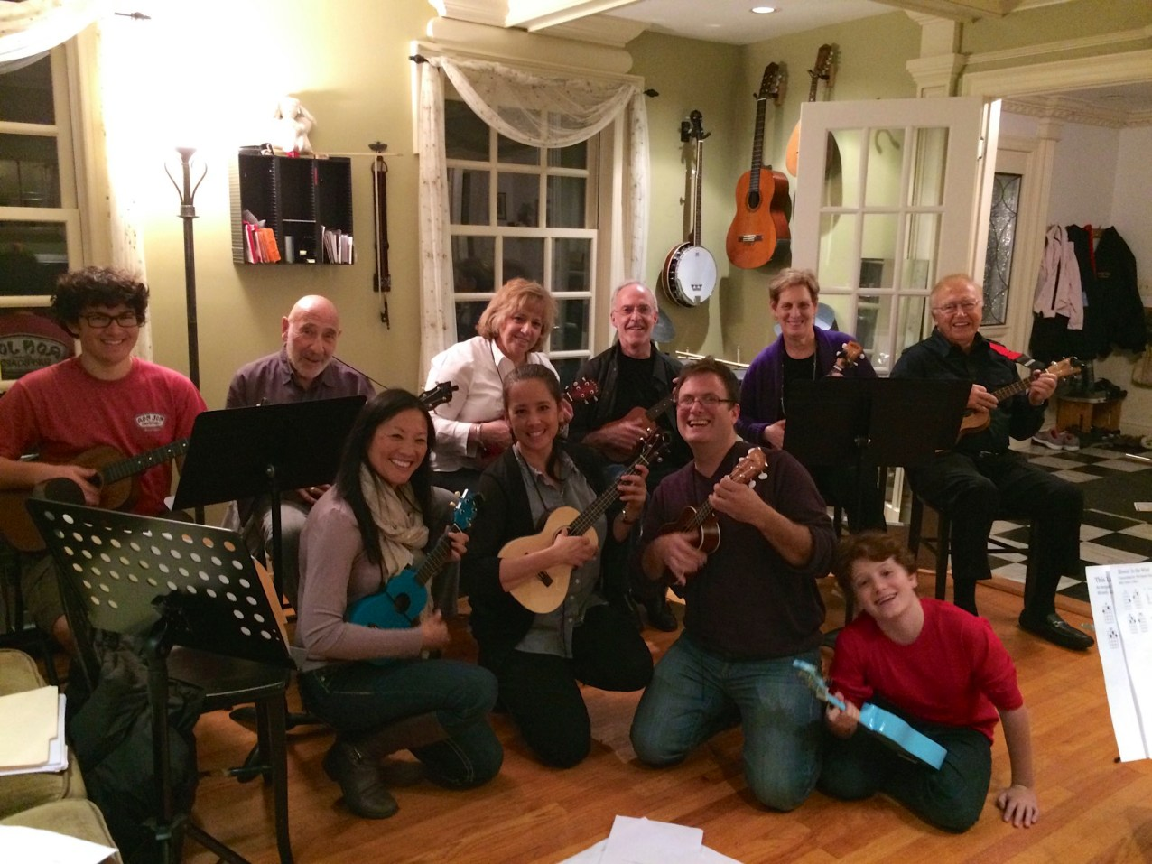 Nyack Ukelele Group