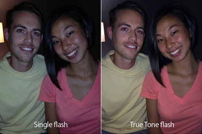 True Tone Flash