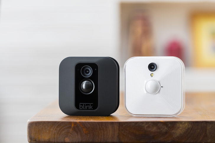 Blink outdoor and indoor camera