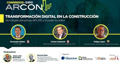 Cerró con éxito el Congreso Expo ARCON 2021