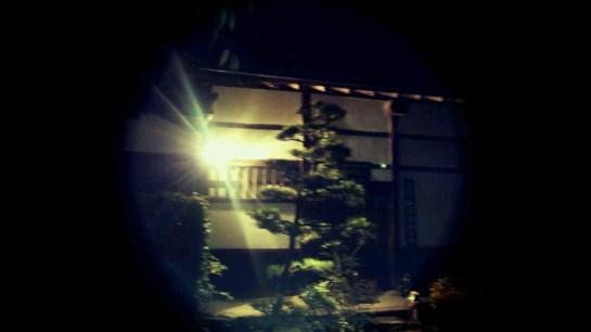 スマホで撮った近くの神社