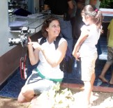Karen Stults on location in Costa Rica!