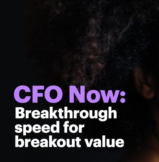 The Role of the CFO Continues to Expand,  Accenture Report Finds