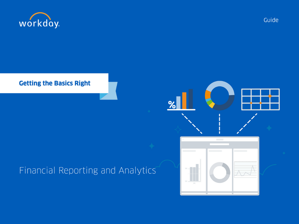 Getting the basics right –  Financial Reporting and Analytics
