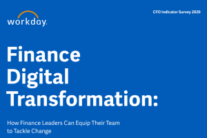 Finance Digital Transformation: How Finance Leaders Can Equip Their Team to Tackle Change