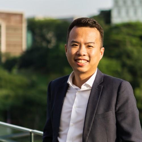 Kenneth Tan, Regional Managing Director, LucaNet