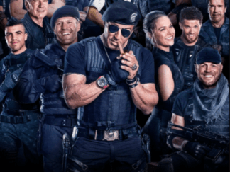 EXPENDABLES 3 (THE) HD iTunes DIGITAL COPY MOVIE CODE (DIRECT IN TO ITUNES) CANADA