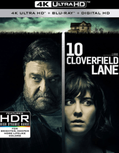 10 CLOVERFIELD LANE 4K UHD iTunes DIGITAL COPY MOVIE CODE (DIRECT IN TO ITUNES) USA CANADA