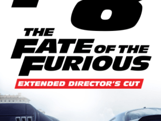 FATE OF THE FURIOUS 8 (THE) EXTENDED DIRECTOR'S CUT / THEATRICAL 4K UHD 4K iTunes DIGITAL COPY MOVIE CODE ONLY (DIRECT INTO ITUNES) USA CANADA