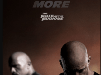 FAST & THE FURIOUS 8 / FATE OF THE FURIOUS THEATRICAL EDITION HDX VUDU (USA) / GOOGLE PLAY (CANADA) DIGITAL MOVIE CODE ONLY (READ THE DESCRIPTION FOR REDEMPTION SITE)