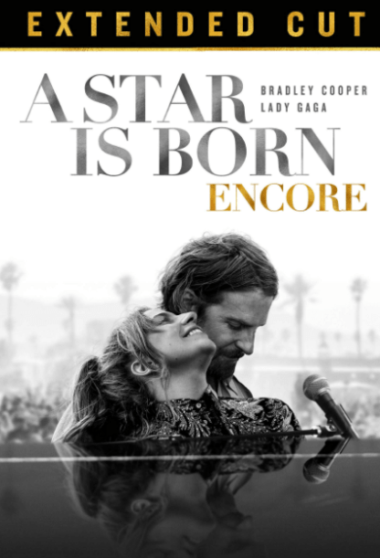 A STAR IS BORN (ENCORE EDITION) HD GOOGLE PLAY DIGITAL COPY MOVIE CODE (DIRECT IN TO GOOGLE PLAY) CANADA