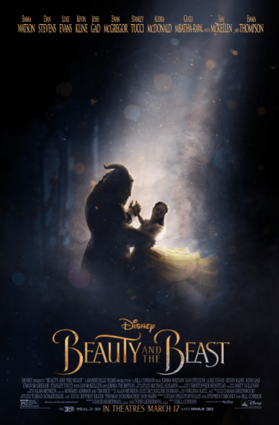 BEAUTY AND THE BEAST (LIVE ACTION) DISNEY HD GOOGLE PLAY DIGITAL COPY MOVIE CODE (DIRECT INTO GOOGLE PLAY) CANADA