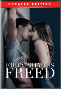 FIFTY SHADES FREE / FIFTY SHADES OF GREY 3 UNRATED HD GOOGLE PLAY DIGITAL COPY MOVIE CODE (DIRECT INTO GOOGLE PLAY) CANADA
