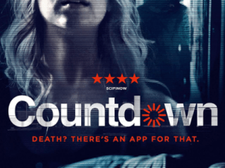 COUNTDOWN HD iTunes DIGITAL COPY MOVIE CODE (DIRECT IN TO ITUNES) CANADA