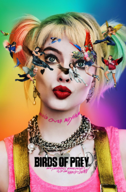 BIRDS OF PREY AND THE FANTABULOUS EMANCIPATION OF HARLEY QUINN HDX MOVIES ANYWHERE (USA) / HD GOOGLE PLAY (CANADA) DIGITAL COPY MOVIE CODE (READ DESCRIPTION FOR REDEMPTION SITE)